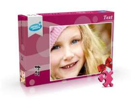 Picture showing Magnetic Personalized Puzzle 24 in box
