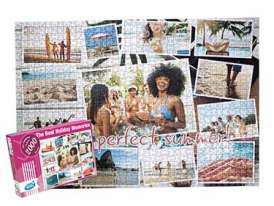 Photo Collage Puzzle 2000 pieces