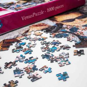 Custom Puzzle 1000 pieces - 1000 Pieces