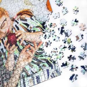 Custom Puzzle 1000 pieces - $ 29.99